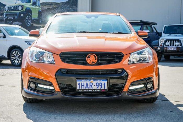 2013 Holden Commodore SS V Redline VF MY14 Fantale