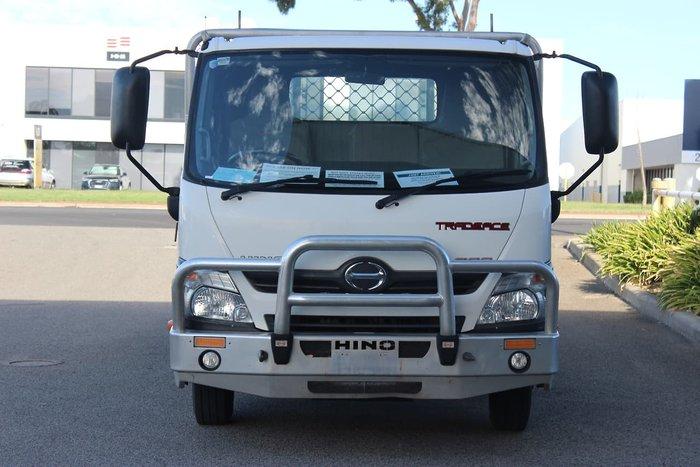 2013 HINO 617 TRADE ACE WHITE