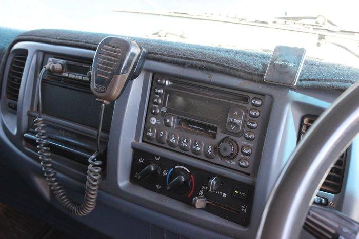 2007 HINO FM WHITE