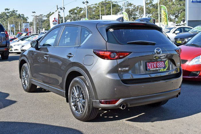 2019 Mazda CX-5 Maxx Sport KF Series Titanium Flash