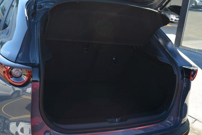 2020 Mazda CX-30 G20 Evolve DM Series Polymetal Grey