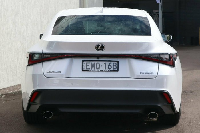 2020 Lexus Is300 Luxury Sonic Quartz
