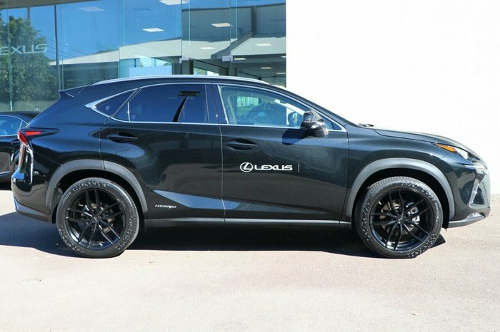 2020 Lexus Nx300h LUXURY 2WD GRAPHITE BLACK
