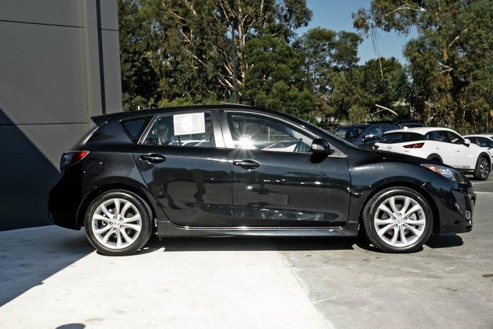 2009 Mazda 3 SP25 BL Series 1 Black