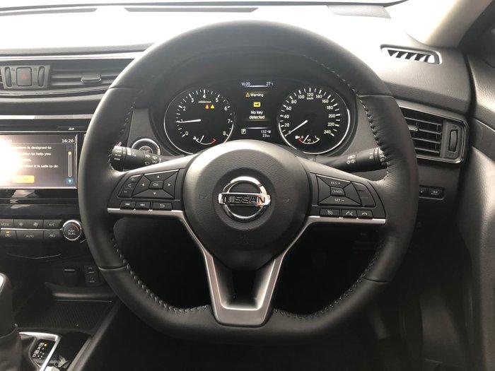 2021 Nissan X-TRAIL ST-L T32 MY21 4X4 On Demand Brilliant Silver