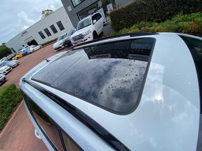 2020 SKODA Octavia RS 245 NE MY20.5 Moon White
