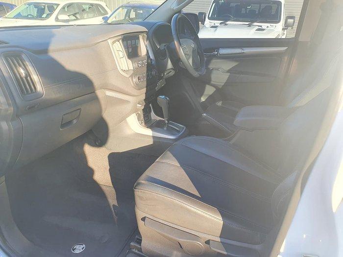 2017 Holden Trailblazer Z71 RG MY18 4X4 Dual Range White