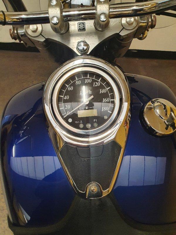 2007 Suzuki VL800 (BOULEVARD C50) Blue