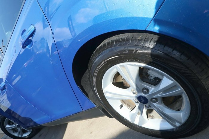 2013 Ford Focus Trend LW MKII BLUE