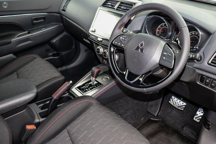 2021 Mitsubishi ASX MR XD MY21 Orange