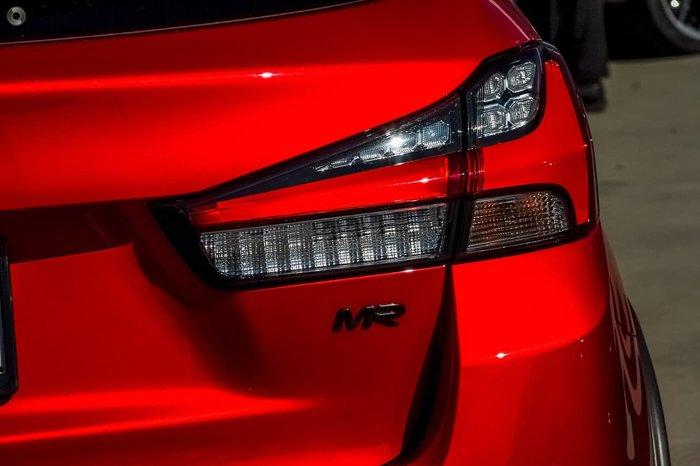 2021 Mitsubishi ASX MR XD MY21 Red