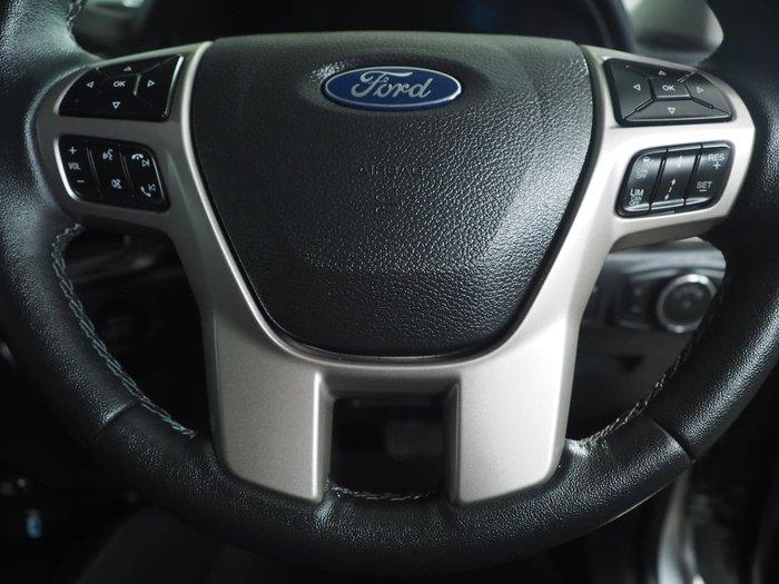 2019 Ford Everest Trend UA II MY19.75 4X4 Dual Range Silver