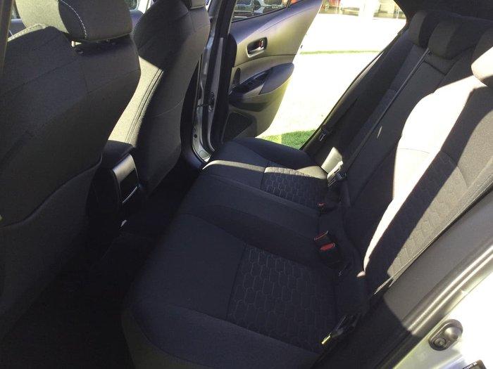 2019 Toyota Corolla Ascent Sport Hybrid ZWE211R Silver