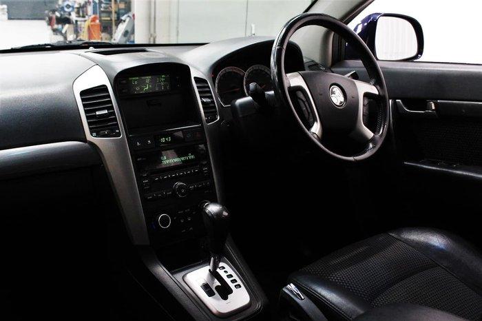 2009 Holden Captiva CX CG MY09 AWD Blue