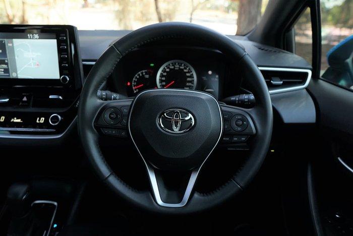 2018 Toyota Corolla SX MZEA12R Blue