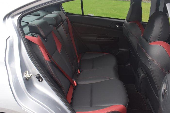 2020 Subaru WRX STI Premium V1 MY20 AWD Ice Silver
