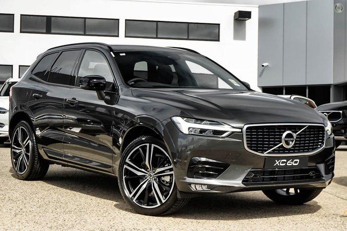 2020 Volvo XC60 T6 R-Design MY21 AWD Grey