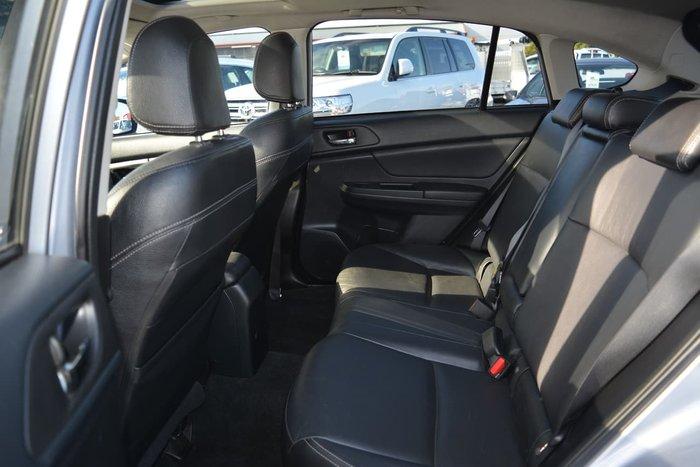 2012 Subaru XV 2.0i-S G4X MY12 AWD Silver