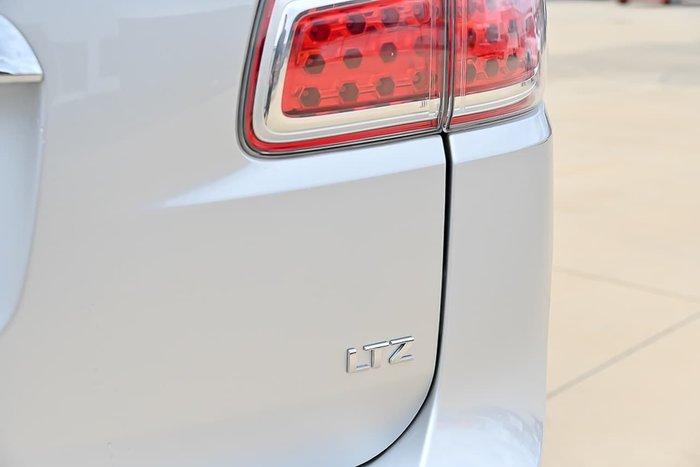 2018 Holden Trailblazer LTZ RG MY18 4X4 Dual Range Silver