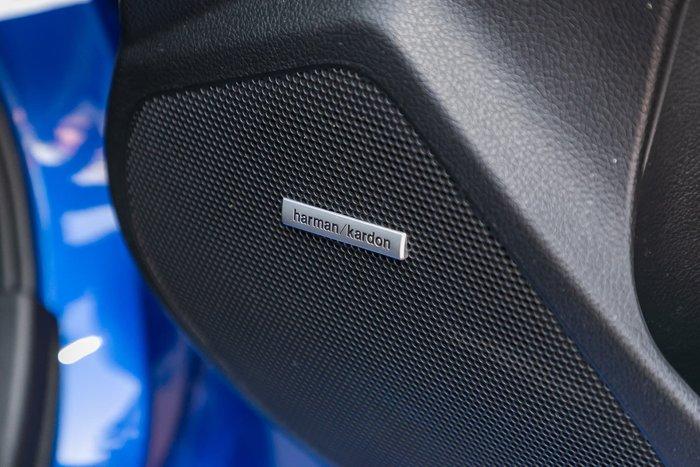 2018 Subaru WRX Premium V1 MY18 AWD Blue