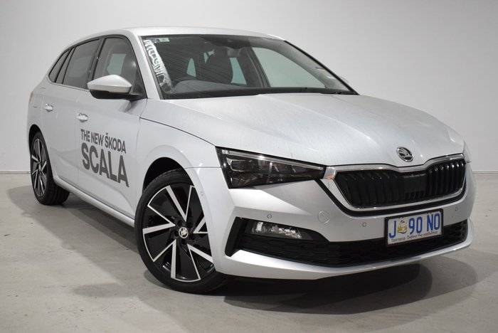 2020 SKODA Scala 110TSI Launch Edition
