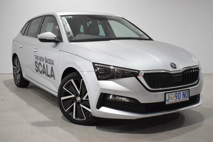 2020 SKODA Scala 110TSI Launch Edition