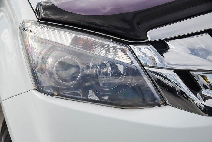 2016 Isuzu D-MAX LS-M MY15 4X4 Dual Range White