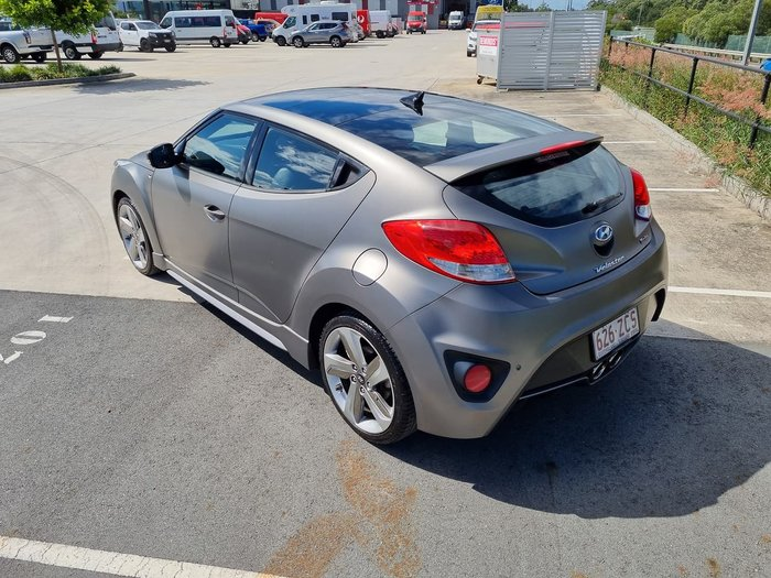 2012 Hyundai Veloster FS2 Grey