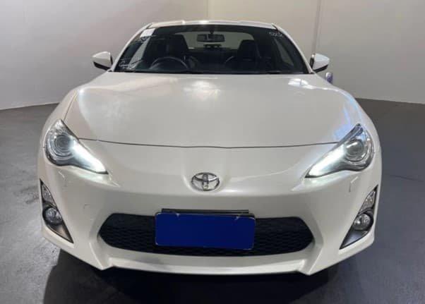 2015 Toyota 86 GTS ZN6 White Liquid