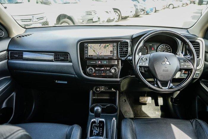 2015 Mitsubishi Outlander Exceed ZK MY16 4X4 On Demand Titanium