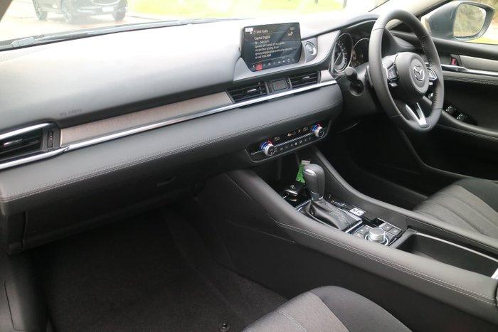 2021 Mazda 6 Sport GL Series Machine Grey