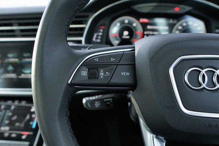 2020 Audi Q7 50 TDI 4M MY21 Four Wheel Drive Black