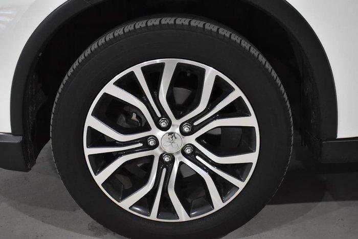 2017 Mitsubishi Outlander LS ZK MY18 AWD White