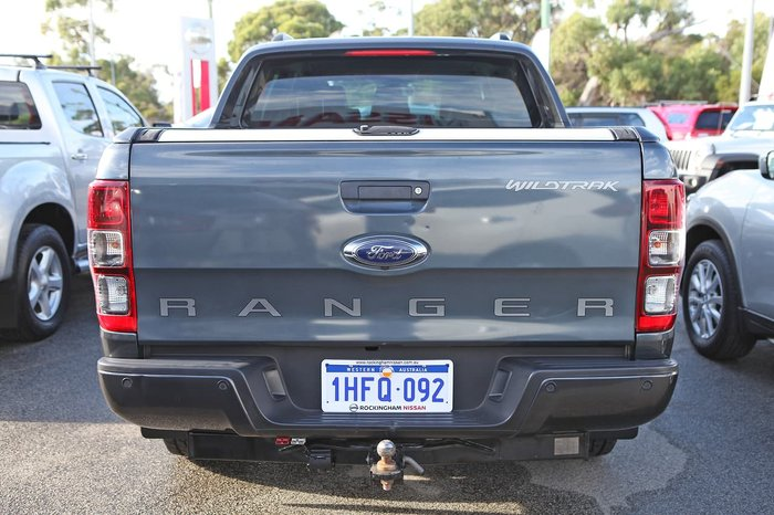 2015 Ford Ranger Wildtrak PX 4X4 Dual Range Grey