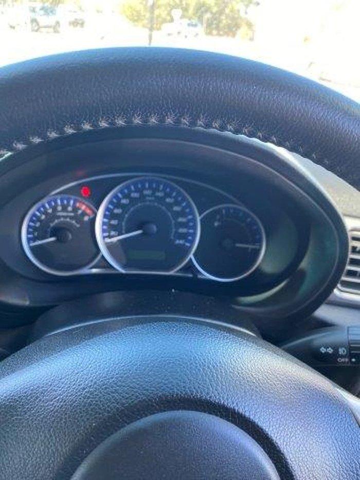 2012 Subaru Forester X S3 MY12 AWD White