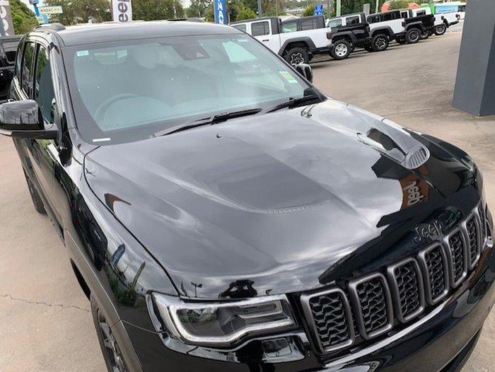2021 Jeep Grand Cherokee S-Limited WK MY21 4X4 Dual Range Black