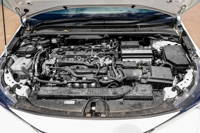 2018 Toyota Corolla Ascent Sport Hybrid ZWE211R Glacier White