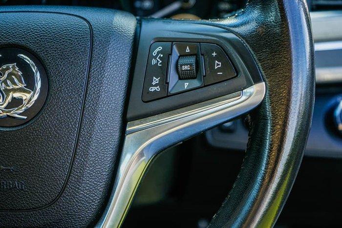 2015 Holden Caprice V WN Series II MY16 Heron White