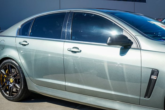 2013 Holden Special Vehicles GTS GEN-F MY14 Prussian Steel
