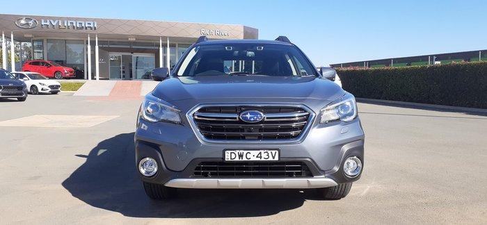 2018 Subaru Outback 2.5i Premium 5GEN MY18 AWD Platinum Grey