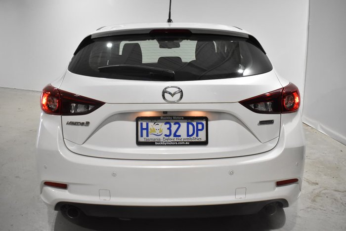 2017 Mazda 3 Maxx BN Series Snowflake White Pearl