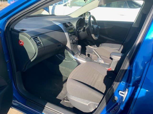 2013 Toyota Corolla Ascent Sport ZRE152R Tidal Blue