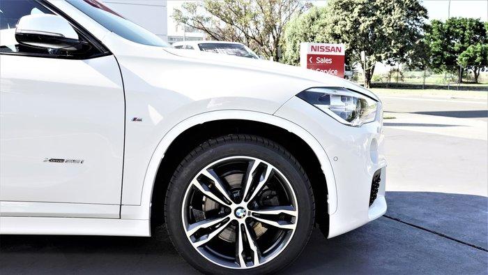 2016 BMW X1 xDrive25i F48 AWD White