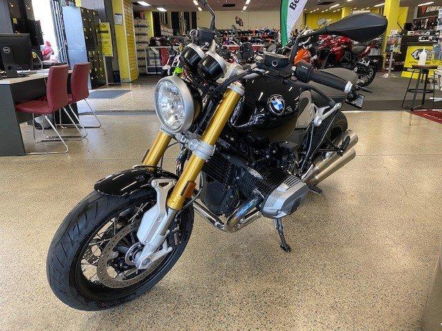 2020 BMW R NINE T Black