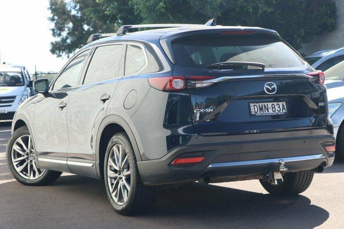 2016 Mazda CX-9 GT TC BLACK