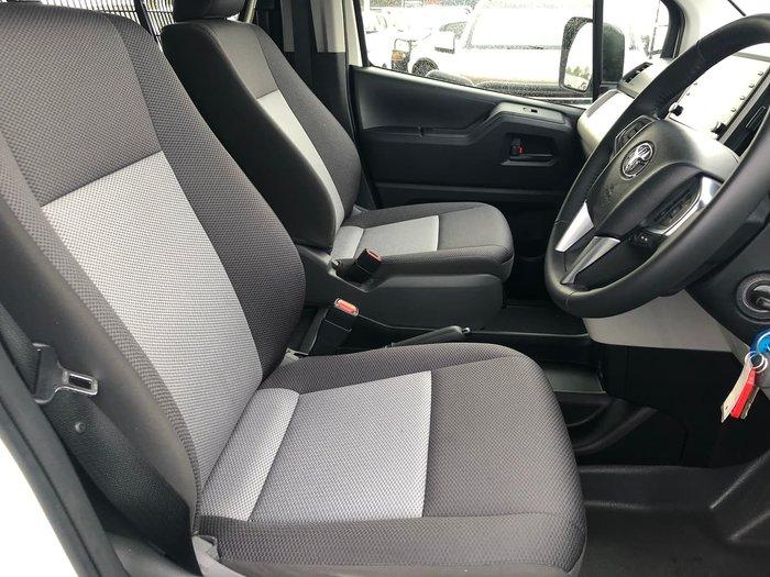 2020 Toyota Hiace GDH300R White