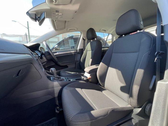 2019 Volkswagen Golf 110TSI Trendline 7.5 MY20 Pure White