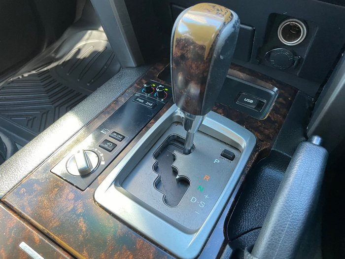 2012 Toyota Landcruiser Sahara VDJ200R MY12 4X4 Constant Crystal Pearl