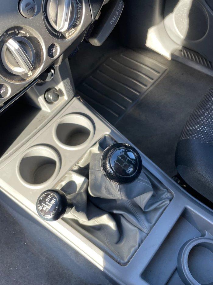 2010 Ford Ranger XL PK 4X4 Dual Range Cool White