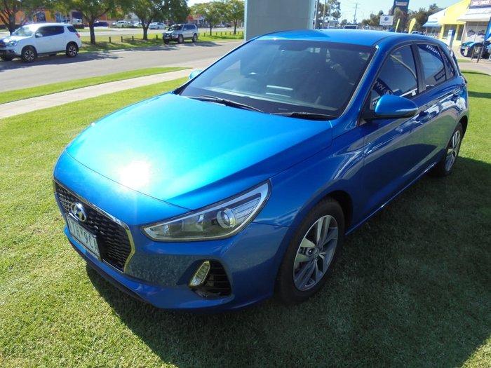 2018 Hyundai i30 Active PD2 MY18 Blue